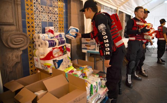 cómo ayudar tras sismos