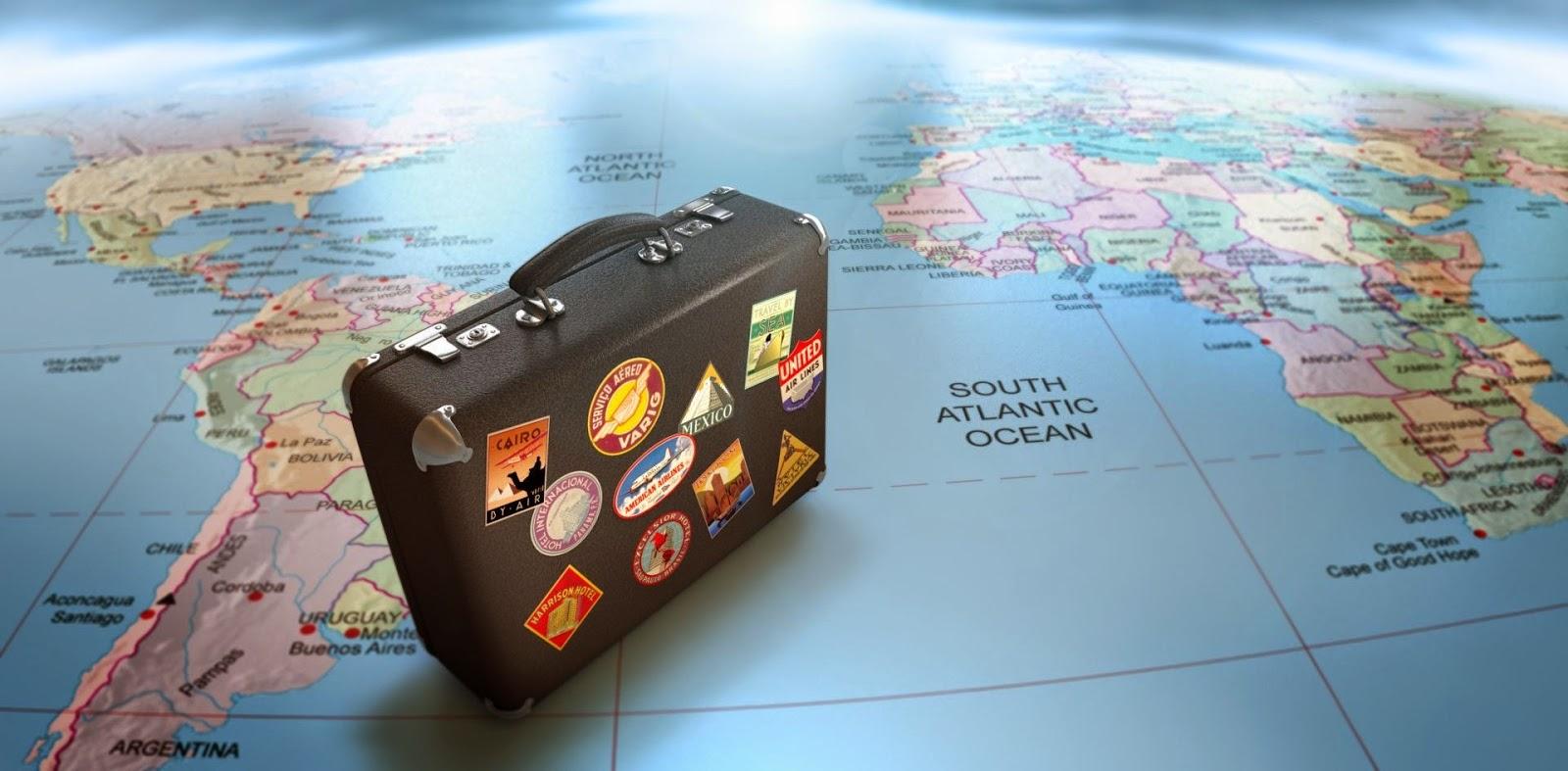 cosas que llevar a un viaje